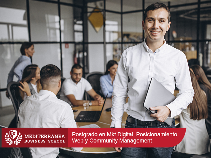 Postgrado en Marketing Digital, Posicionamiento Web y Community Management