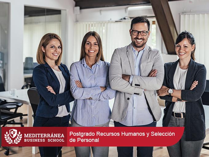 postgrado recursos humanos y seleccion de personal