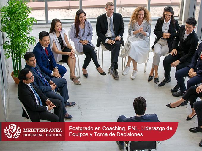 Postgrado en Coaching, PNL, Liderazgo de Equipos y Toma de Decisiones