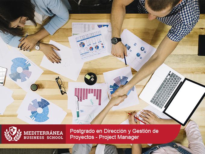 Postgrado en Dirección y Gestión de Proyectos – Project Manager