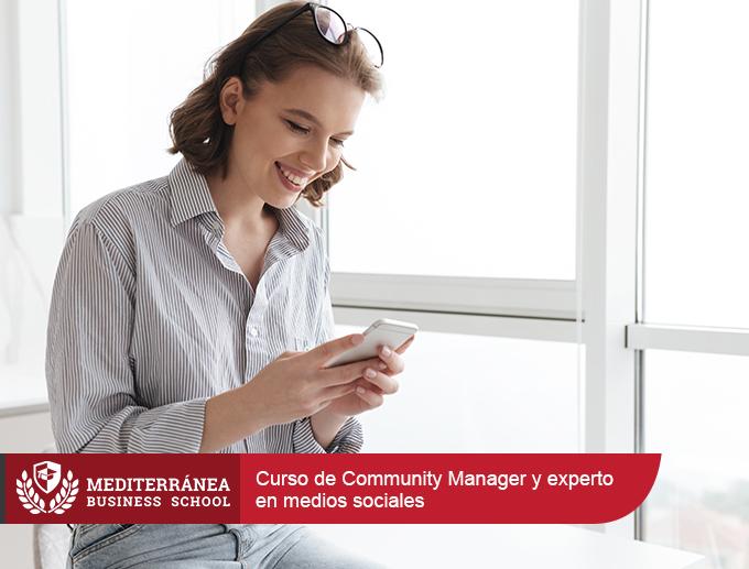 Curso de Community Manager y experto en medios sociales