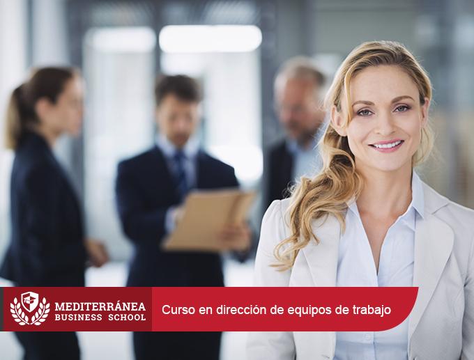 Curso de dirección de equipos de trabajo