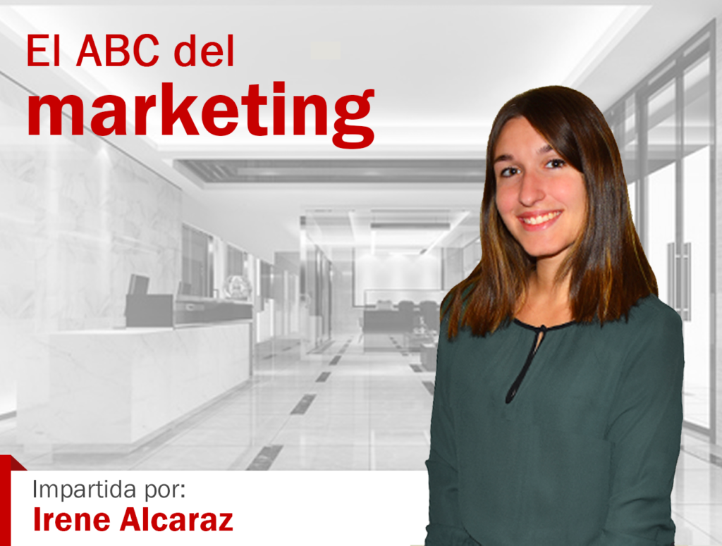 masterclass el abc del marketing Irene Alcaraz