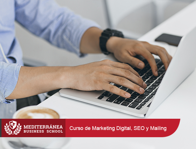 Curso de Marketing Digital, SEO y Mailing