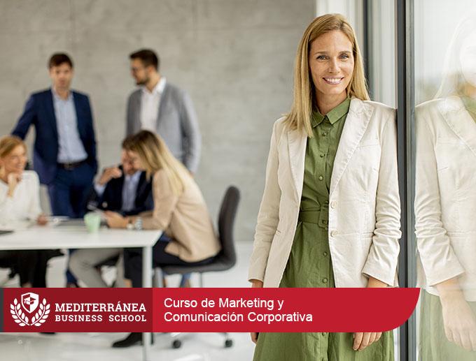 Curso de Marketing y Comunicación Corporativa