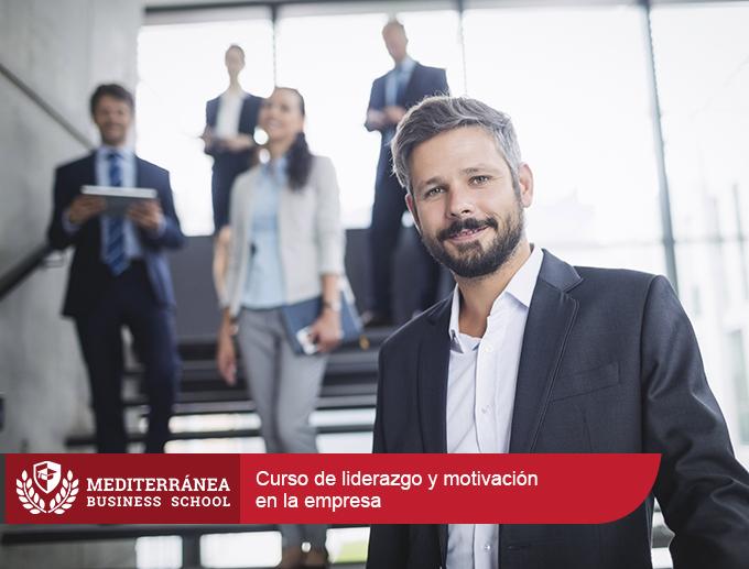 Curso de liderazgo y motivación en la empresa