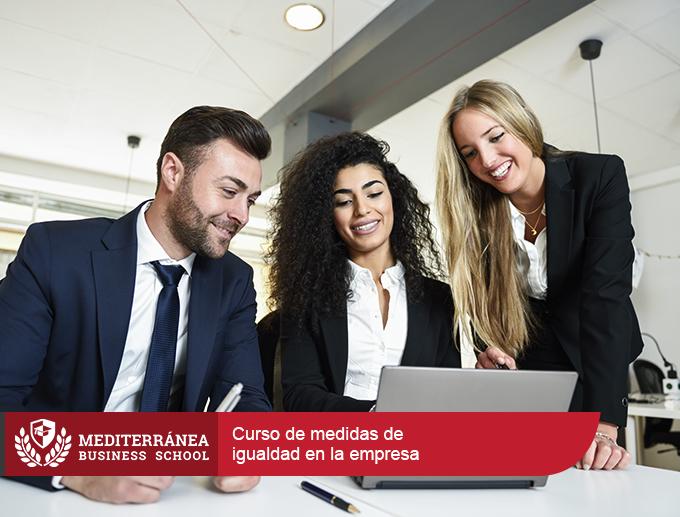 Curso de medidas de igualdad en la empresa